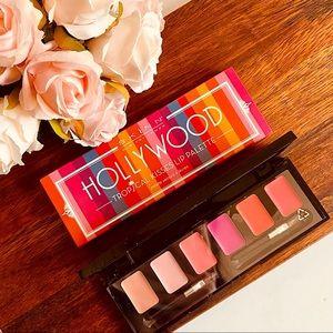 NEW SKINN Hollywood Lip Palette Tropical Kisses 🌴